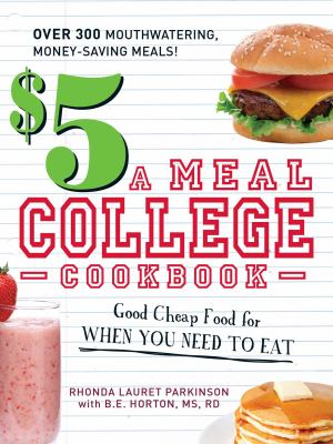 $5 A Meal College Cookbook (SKU 1033469050)