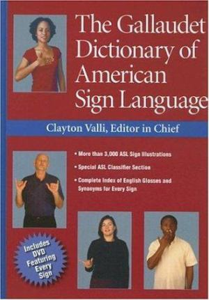 The Gallaudet Dictionary Of American Sign Language (SKU 1034413263)