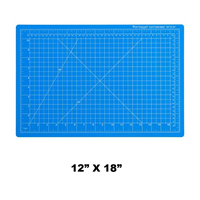 "Alvin Cutting Mat 12""x18"" BLUE"