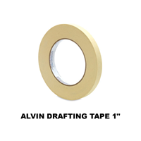 Alvin Drafting Tape 1in