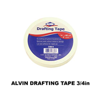 Alvin Drafting Tape .75 x 60 yards