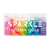 Dot a Lot Sparkle Glitter Glue