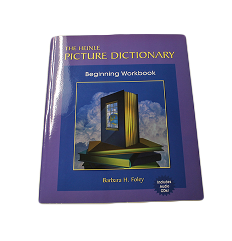 Heinle Picture Dictionary Beginning Workbook (W/2 Cd'sonly) (SKU 1027435458)