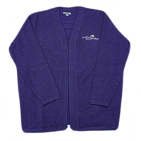 Ladies Fine Guage Open Cardigan