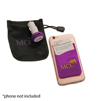 Mcc Charger & Cell Pocket Set