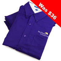 MCC Mens Dress Shirt