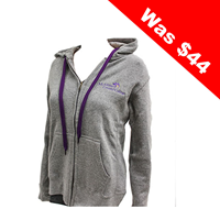MCC Purple Laces Ladies Sweatshirt