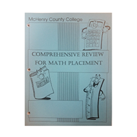A Comprehensive Review For The Mcc Math Placement