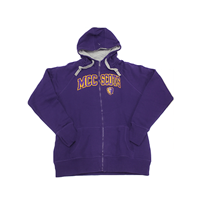 Pop Up Ladies Victory Zip Up Sweatshirt