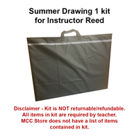 Reed - Summer Drawing Kit 1