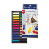 Soft Pastels Half Stick 24 Set