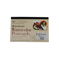 Water Color Postcards